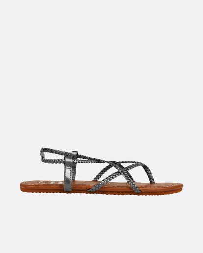 2 Crossing Over Sandal Grey JFOTNBCR Billabong