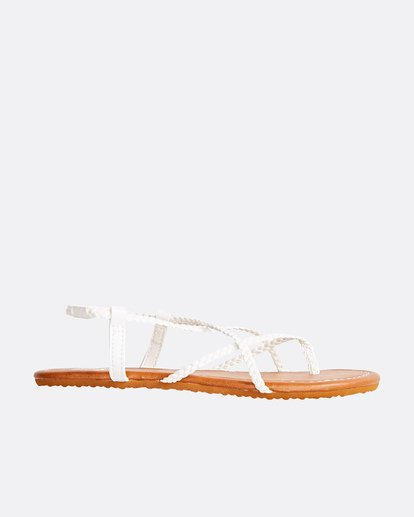 1 Crossing Over Sandal White JFOTNBCR Billabong