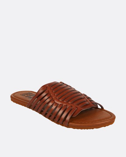 2 Tread Lightly Sandal Brown JFOTNBTR Billabong