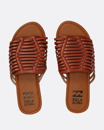 1 Tread Lightly Sandal Brown JFOTNBTR Billabong