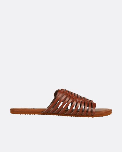 3 Tread Lightly Sandal Brown JFOTNBTR Billabong