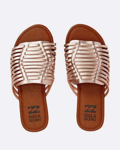 1 Tread Lightly Sandal Pink JFOTNBTR Billabong