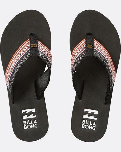 2 Baja Sandals Black JFOTPBBA Billabong
