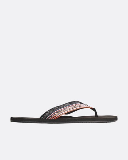 1 Baja Sandals Black JFOTPBBA Billabong