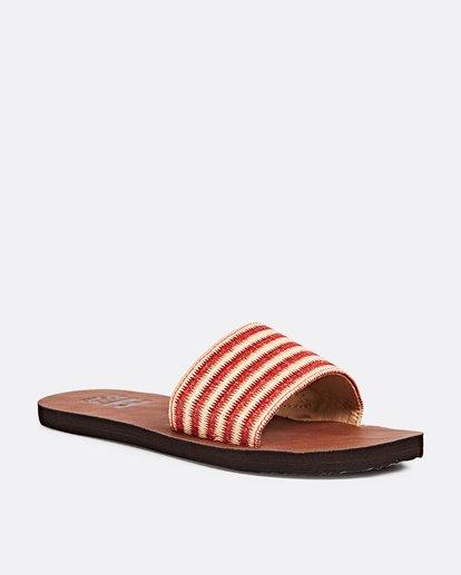2 Horizon Slide Sandal Pink JFOTPBHO Billabong