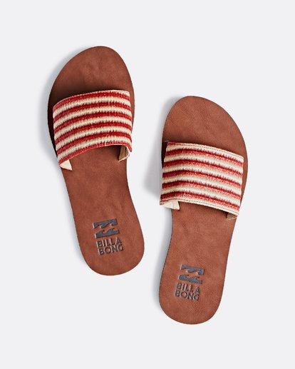1 Horizon Slide Sandal Pink JFOTPBHO Billabong