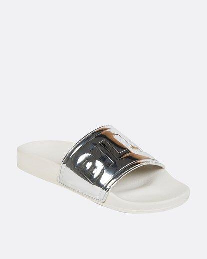 2 Rise N' Shine Slide Sandal Grey JFOTPBRI Billabong