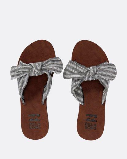 0 Tied Up Slide Sandal  JFOTPBTI Billabong