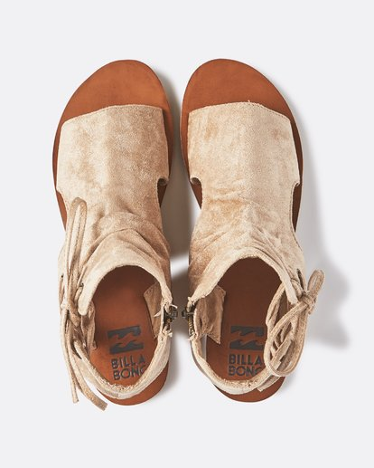 0 East Of Eden Sandal Beige JFOTQBEA Billabong