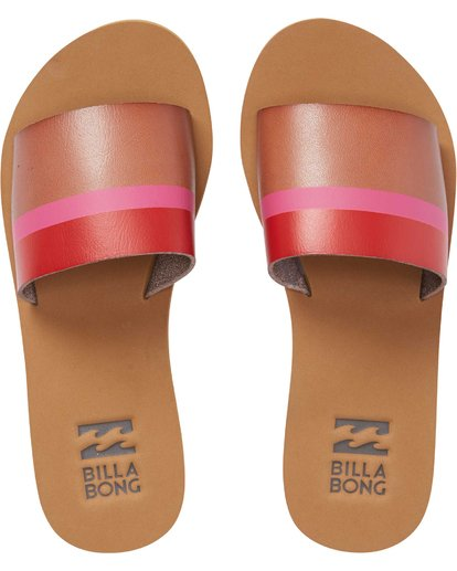 4 One Way Slide Sandal  JFOTQBON Billabong