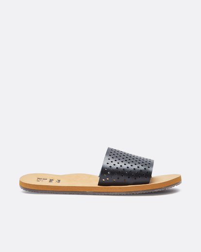 3 One Way Slide Sandal Black JFOTQBON Billabong