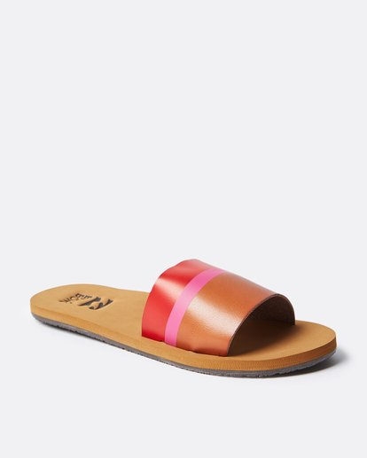2 One Way Slide Sandal  JFOTQBON Billabong