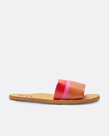 3 One Way Slide Sandal  JFOTQBON Billabong