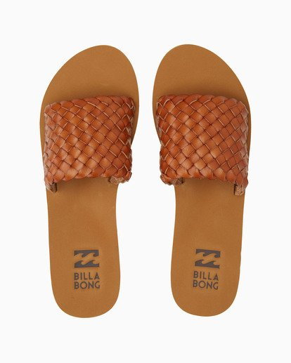 2 One Way Slide Sandal Beige JFOTQBON Billabong