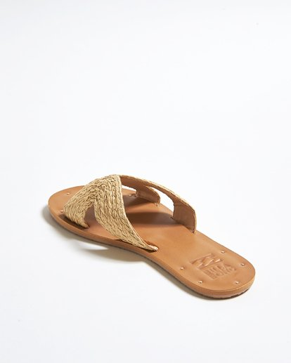 2 Sunset Point Slide Beige JFOTTBSP Billabong