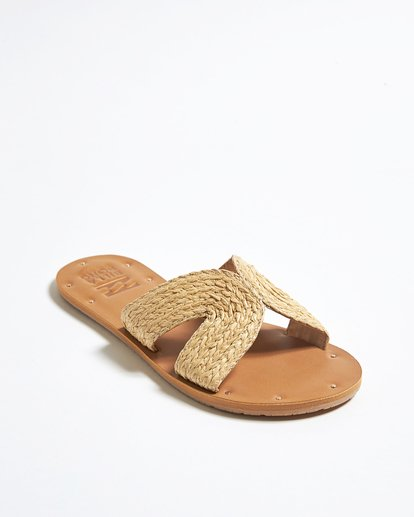 1 Sunset Point Slide Beige JFOTTBSP Billabong