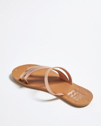 2 Sun n' Sand Slide Orange JFOTTBSU Billabong