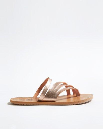 3 Sun n' Sand Slide Pink JFOTTBSU Billabong