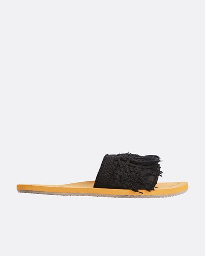 1 Coastal Vibes Sandal Black JFOTUBCO Billabong