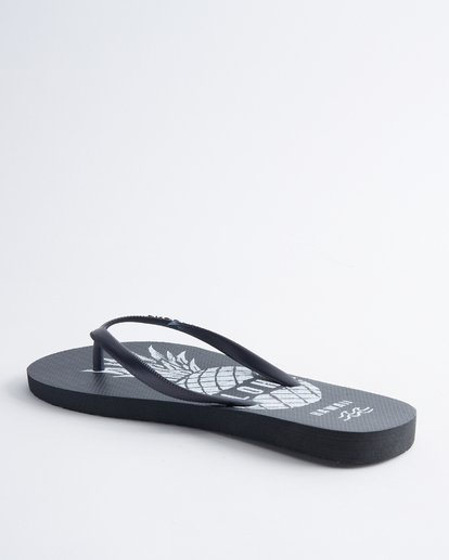 2 Hawaii Love Sandals Black JFOTUBHL Billabong