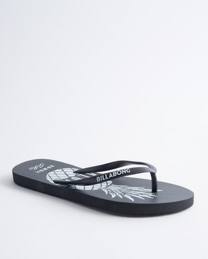 1 Hawaii Love Sandals Black JFOTUBHL Billabong