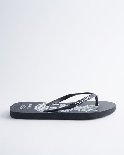 3 Hawaii Love Sandals Black JFOTUBHL Billabong