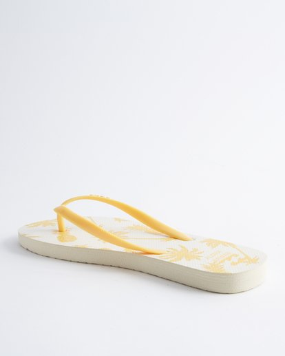 2 Hawaii Love Sandals White JFOTUBHL Billabong