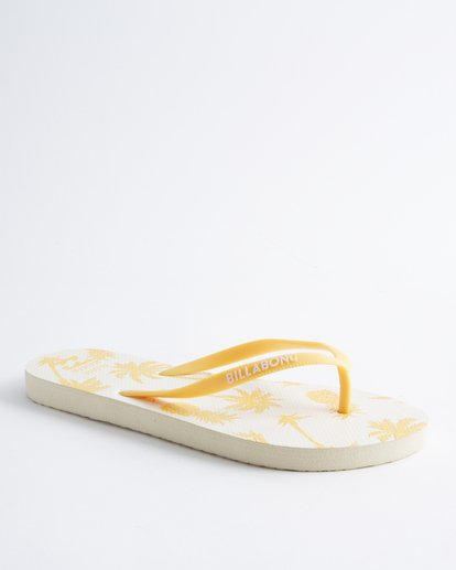1 Hawaii Love Sandals White JFOTUBHL Billabong