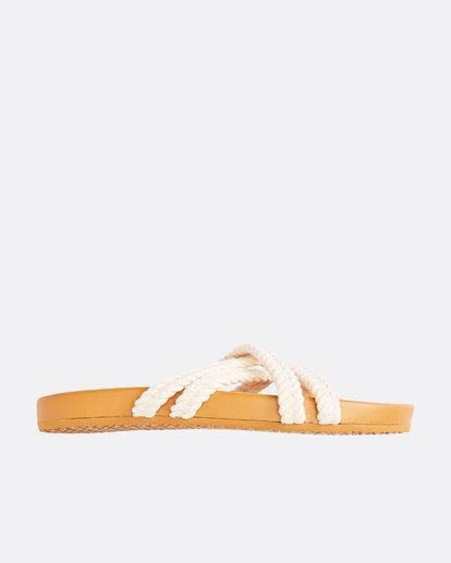 1 Rope Tide Sandal Beige JFOTUBRO Billabong