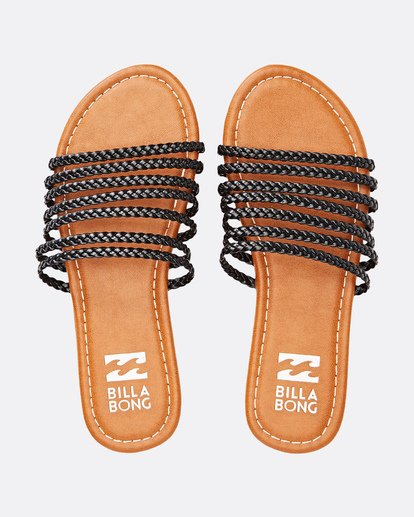 0 Shoreline Sandal Black JFOTUBSH Billabong