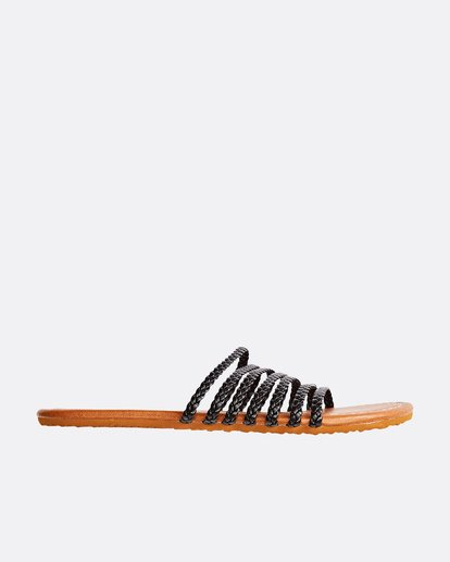 1 Shoreline Sandal Black JFOTUBSH Billabong