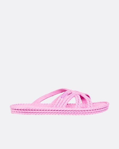1 Slippin Slide Sandal Purple JFOTUBSL Billabong