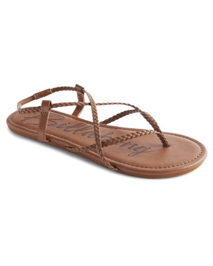 4 Crossing Over Sandal Beige JFOTVBCO Billabong