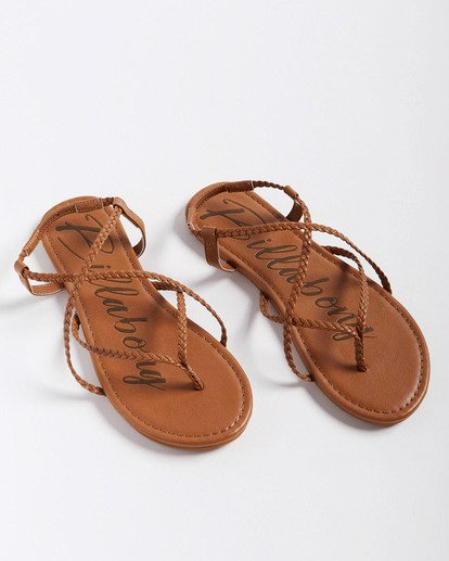 2 Crossing Over Sandal Beige JFOTVBCO Billabong