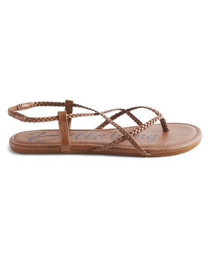 6 Crossing Over Sandal Beige JFOTVBCO Billabong