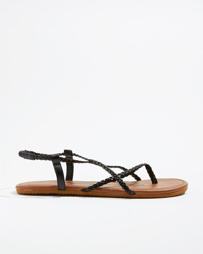 3 Crossing Over Sandal Black JFOTVBCO Billabong