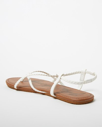 6 Crossing Over Sandal White JFOTVBCO Billabong