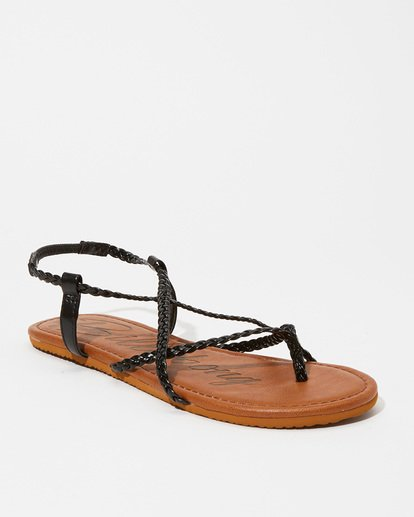 1 Crossing Over Sandal Black JFOTVBCO Billabong