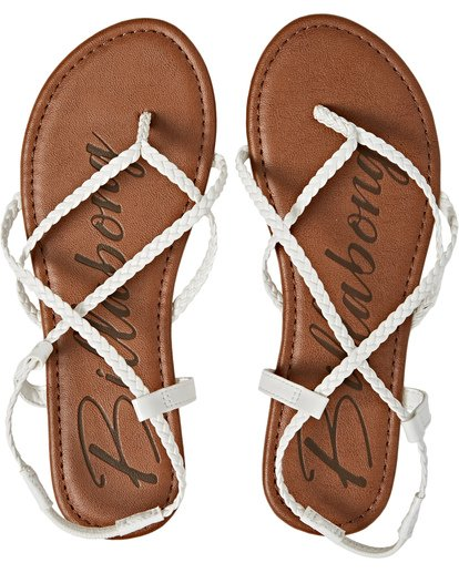 1 Crossing Over Sandal White JFOTVBCO Billabong