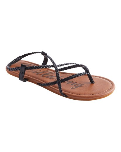 4 Crossing Over Sandal Black JFOTVBCO Billabong