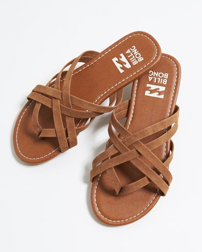 0 Crosswalk Sandal Brown JFOTVBCR Billabong