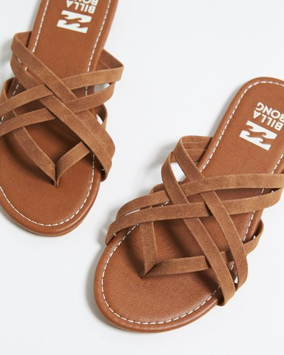 1 Crosswalk Sandal Brown JFOTVBCR Billabong