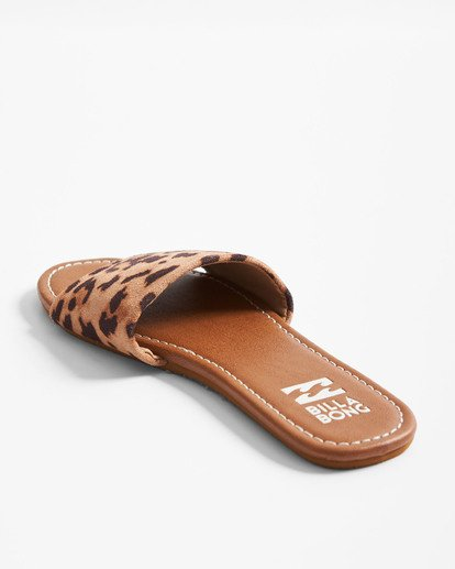 3 High Tide Sandal Beige JFOTVBHI Billabong