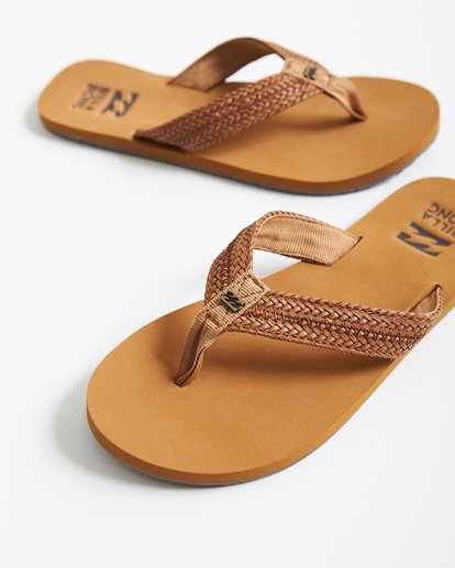 1 Kai Sandal Brown JFOTVBKA Billabong