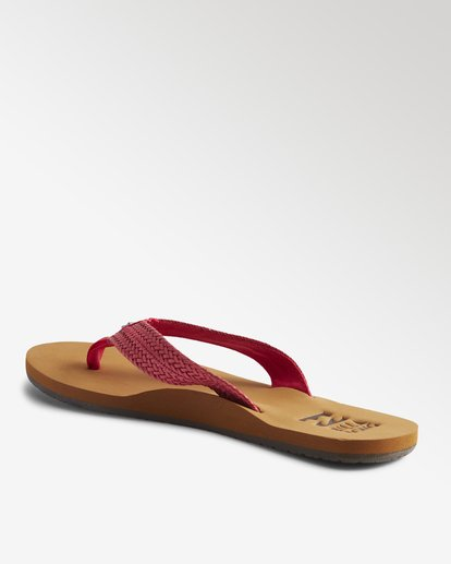 2 Kai Sandal Red JFOTVBKA Billabong