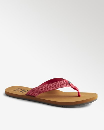 1 Kai Sandal Red JFOTVBKA Billabong