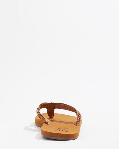 3 Kai Sandal Brown JFOTVBKA Billabong