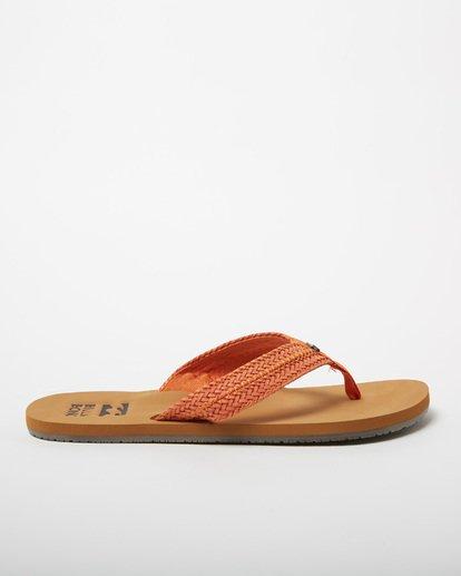 3 Kai Sandal Orange JFOTVBKA Billabong