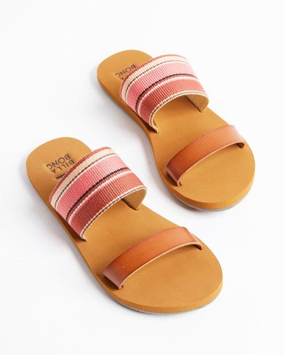 0 Slide Away Sandal Pink JFOTVBSL Billabong