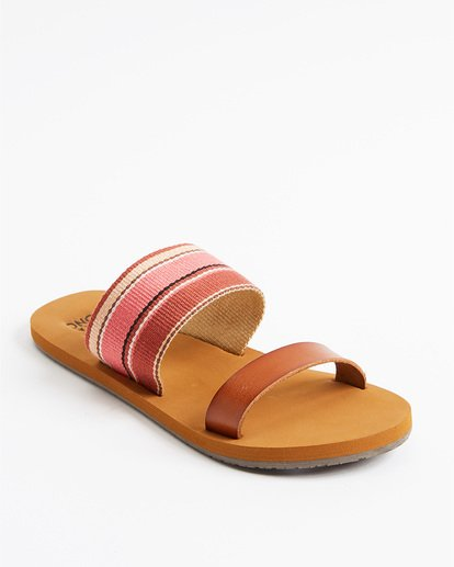 2 Slide Away Sandal Pink JFOTVBSL Billabong